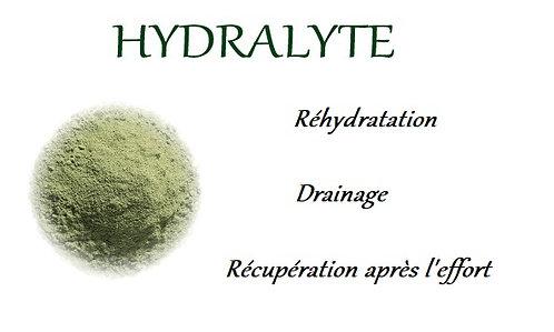 esprit horse hydralyte réhydratation drainage récupération chien phyto