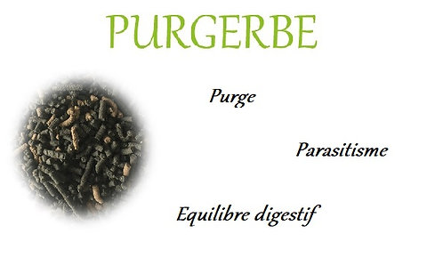esprit horse purgerbe purge digestion chien chat phyto