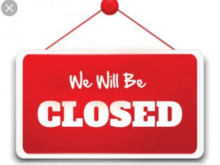 Closed due to covid_19