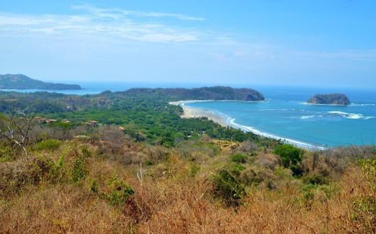 View-of-Playa-Samara-and-Playa-Carrillo-