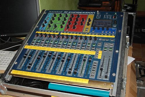 Table de mixage numérique Soundcraft SI Expression 1