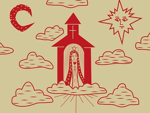 Seguir o exemplo de Maria para se aproximar do Evangelho de Jesus