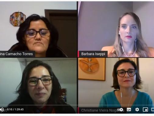 Instituto das Irmãs da Santa Cruz promove seminário sobre trabalho forçado e tráfico de pessoas