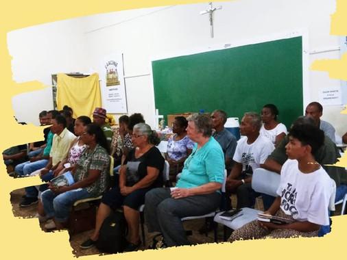 Lançamento do Protocolo de Consulta das Comunidades Quilombolas do Vale do Ribeira