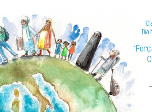Irmãs da Santa Cruz: Apoio Corporativo à Migração 2020