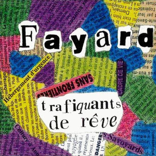 """CD """"Trafiquants de rêve"""""""