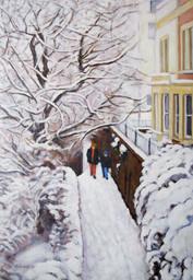SNOW POLYGON LANE