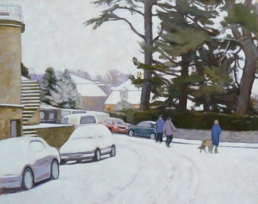 SNOWFALL CLIFTON
