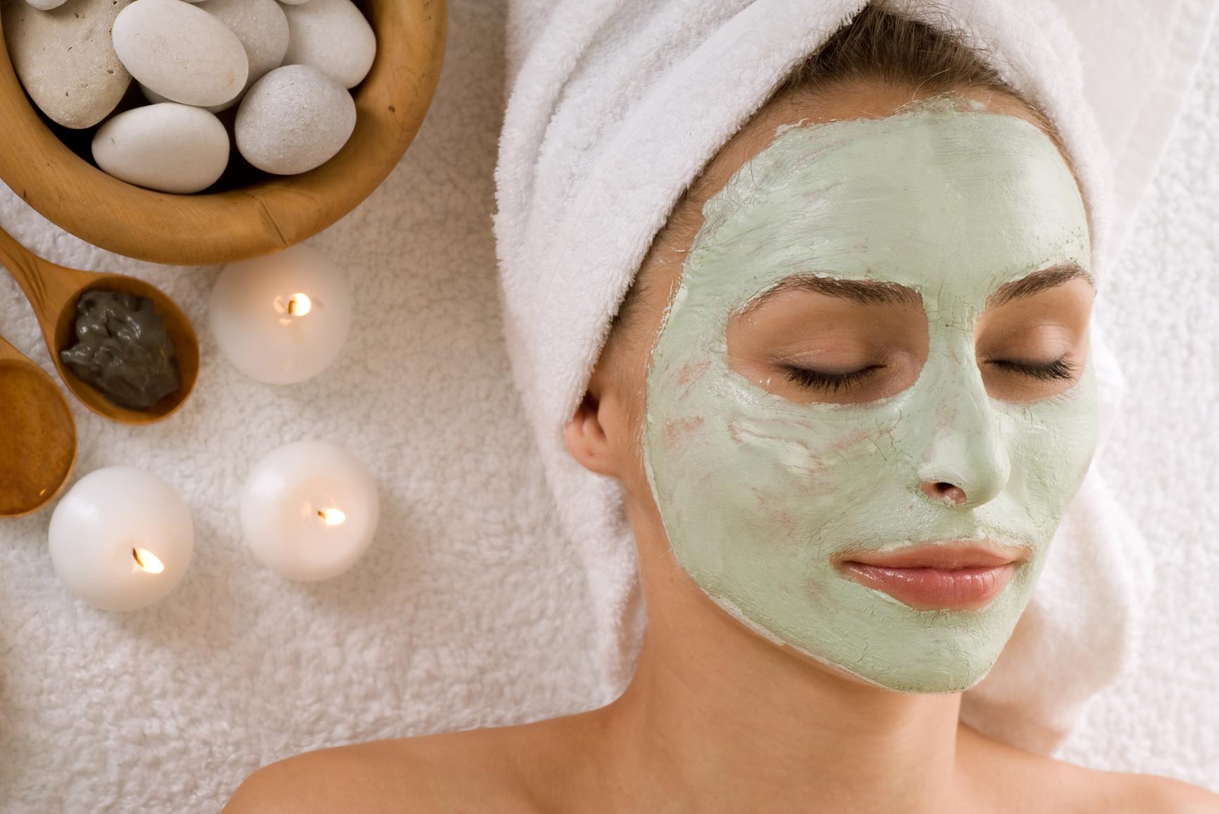 greenfacemask