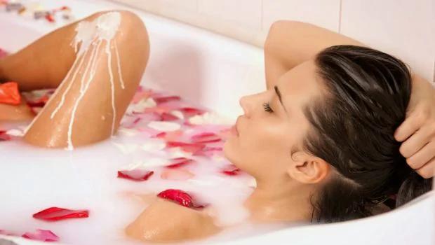 milk-bath