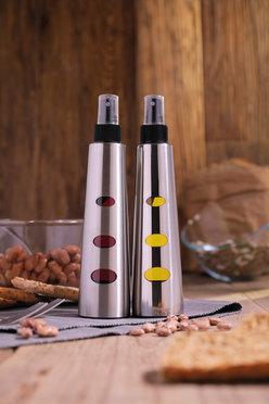 Spray oil dispenser, glossy and satin