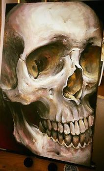 sinister sam storey paintings