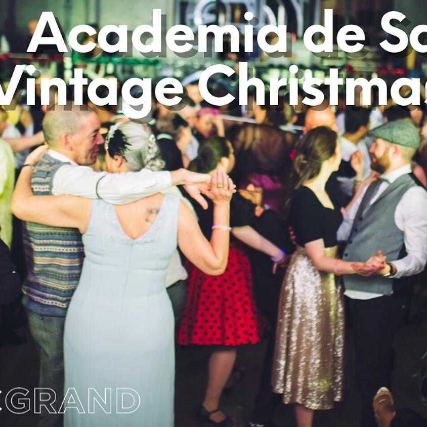 Annual Salsa Vintage Christmas Ball