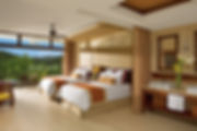 Preferred Club Junior Suite Tropical Vil