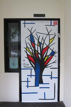 Neo-Plasticism Inspired by Mondrian