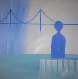 Peaceful Bridge $250