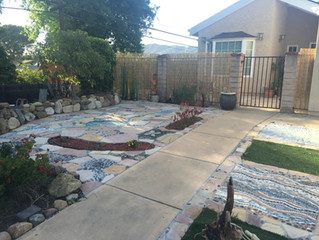 Front Yard Project (4th Step)