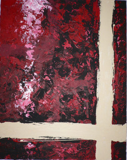 Red Acrylic $250