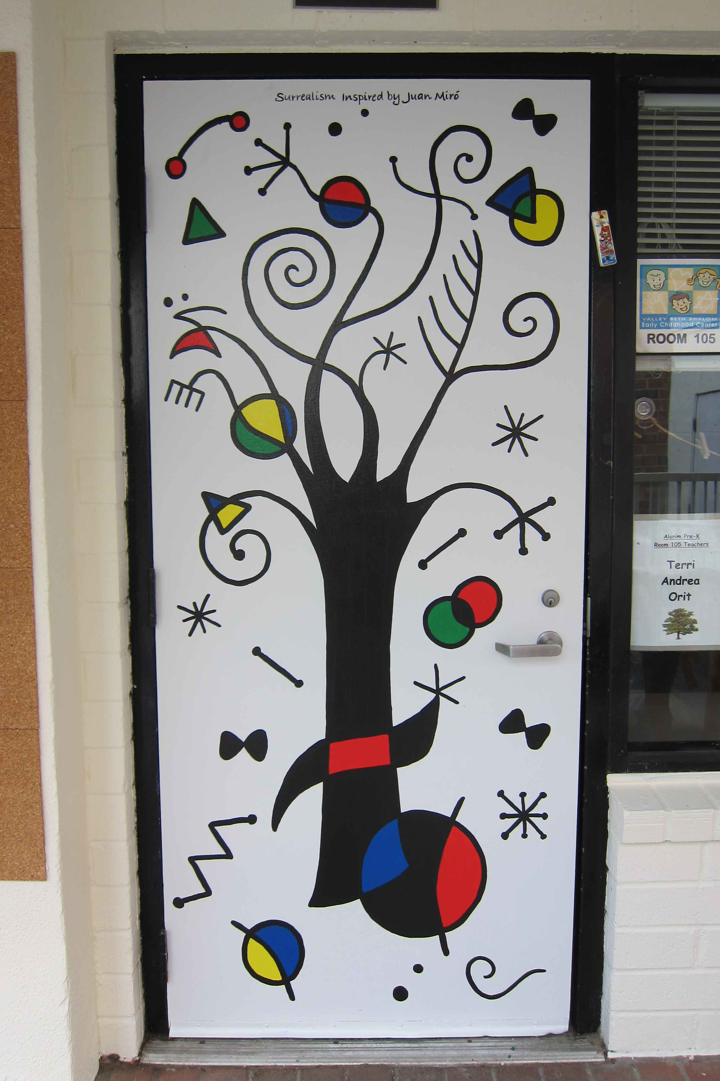 Surrealism Inspired by Miro