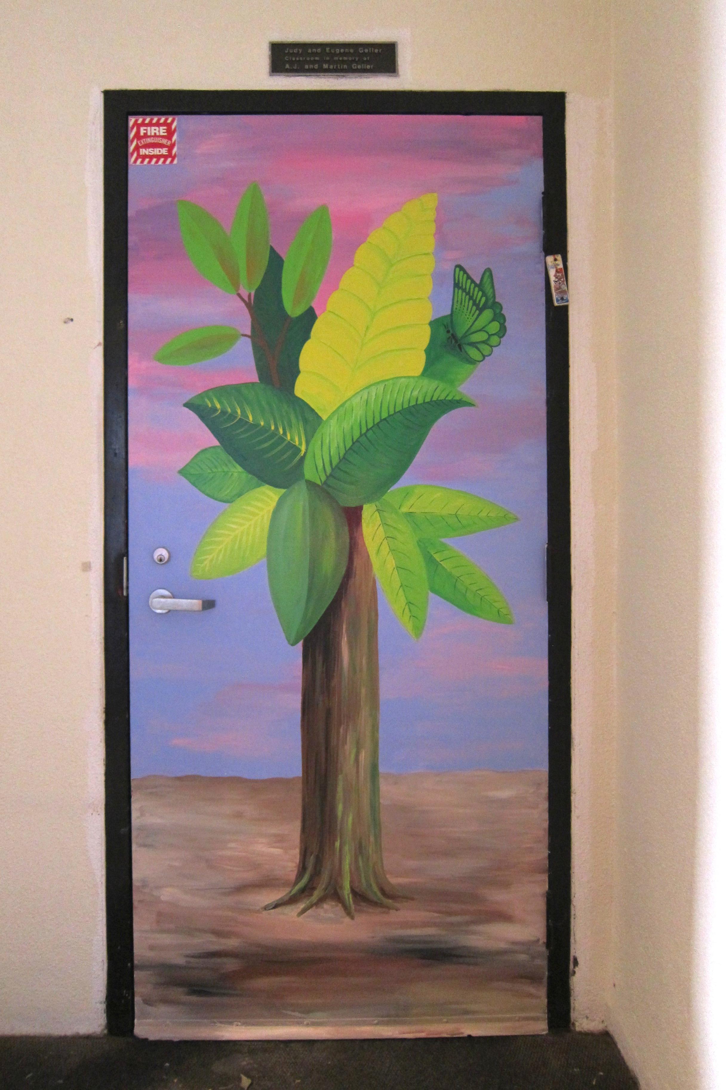 Naivism Inspired by Kahlo