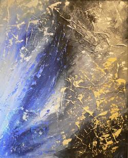 Silvery-Blue $175