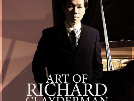 ART OF RICHARD CLAYDERMANが、各国のチャートでトップ10入り