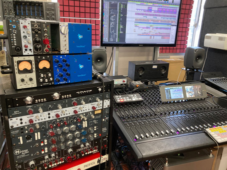宮地楽器RPM様にてIGS Audio社機材を店頭展示開始