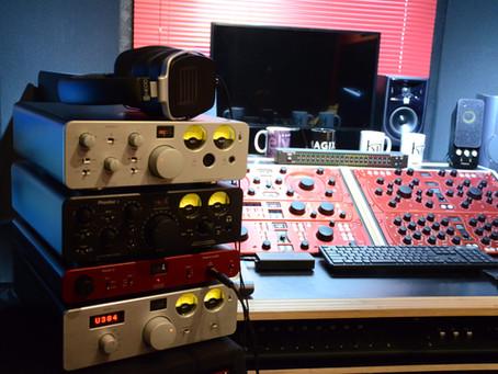 SPL新製品、Phonitor se、Phonitor x、Phonitor 2、Director Mk2の聴き比べ