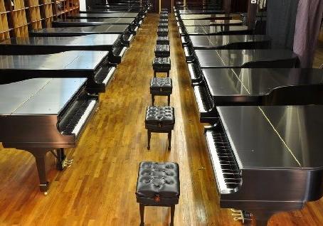 スタインウェイ中古グランドピアノの入荷状況