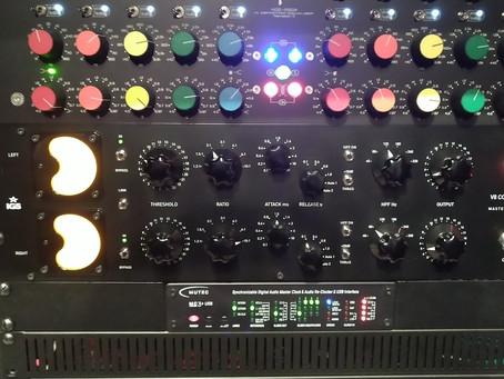 本日より RPM Recording Proshop Miyaji – 宮地楽器様にて IGS Audio v8の展示・デモが1週間行われます。