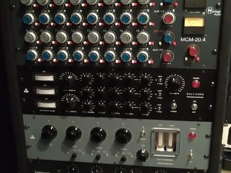 Heritage Audio MCM20.4を導入。