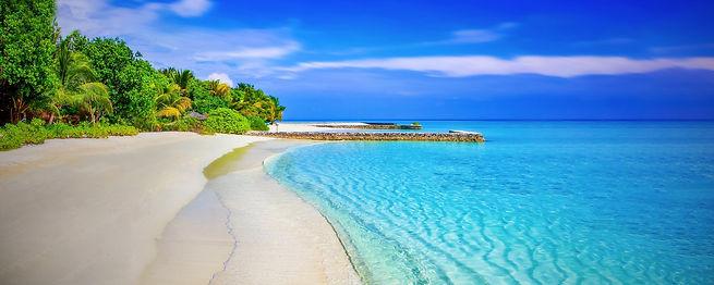 Luxury seaside