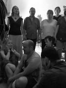 Mraval (chant géorgien) expérimental, août 2019