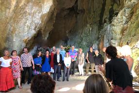 Hermitage des gorges de Galamus, juin 2019