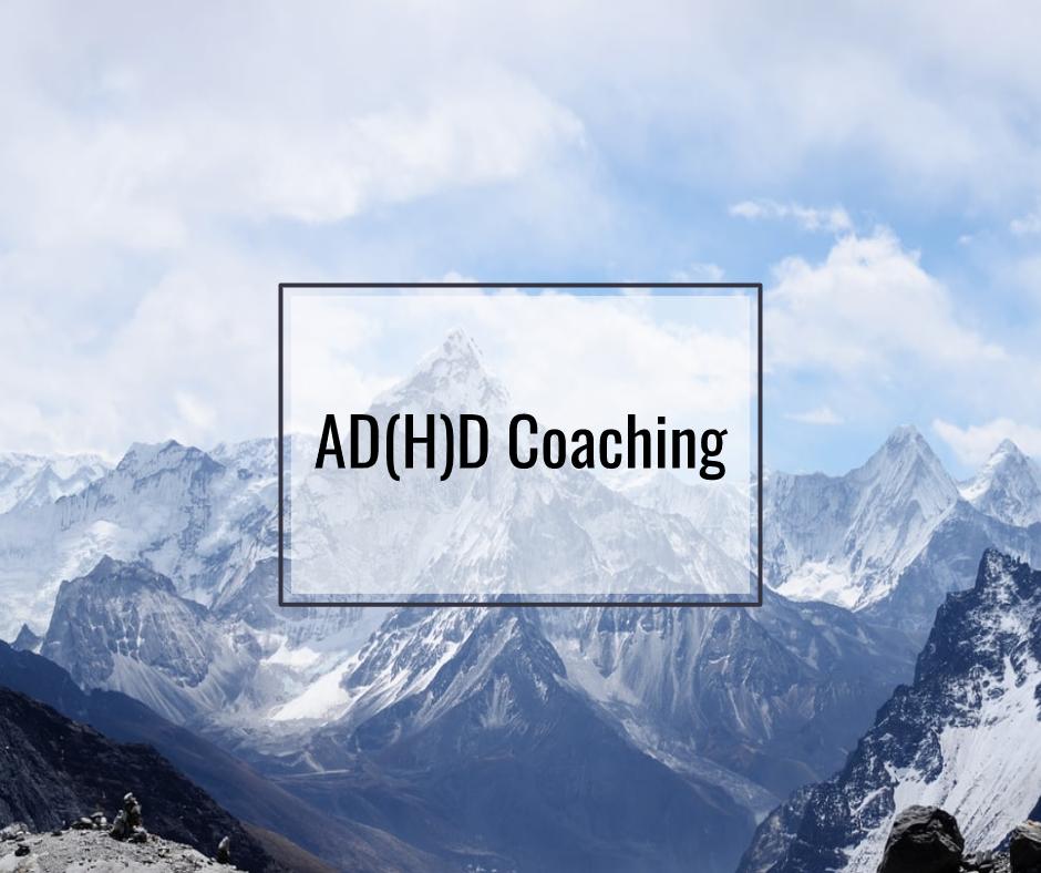 AD(H)D Coaching