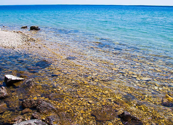 Bookmark - Water by Tobermory
