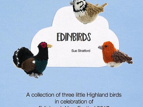 Edinbirds pattern booklet