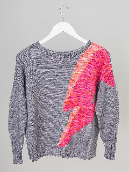Volt Sweater pattern - paper copy