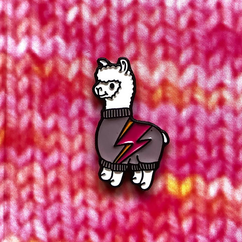 Voltpaca Pin Badge