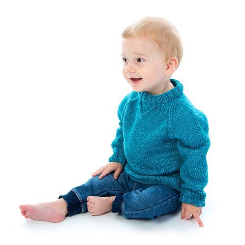 Retrofit Mini-Me Sweater