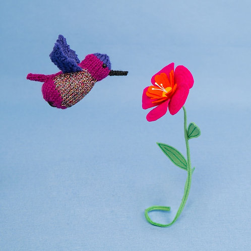 Hummingbird Yarn pack