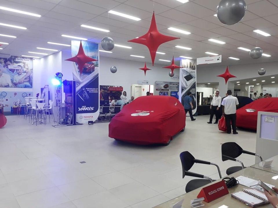 Lançamento Toyota Corolla