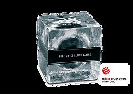 oona swiss alpine kaviar tropenhaus frutigen Verpackungsdesign Produktdesign