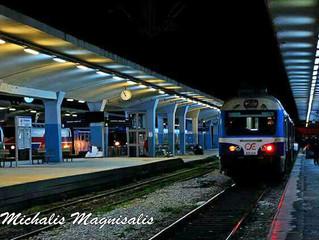Αύγουστος 2019 - Νυχτοπερπατήματα στον Σταθμό.