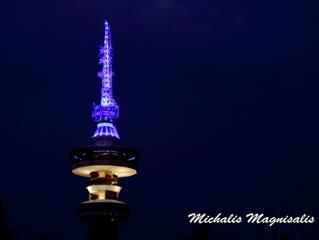 Σεπτέμβριος 2019 - Ο Πύργος του ΟΤΕ.