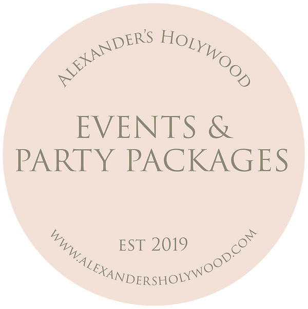 events and party package