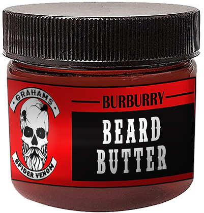 """""""Spider Venom"""" (2 oz) Beard Butter"""