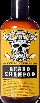 """Wolf Vain"" (4 oz) Beard Shampoo"