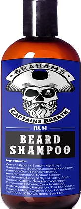 """Captains Breath"" (4 oz) Beard Shampoo"