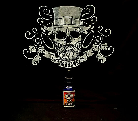 Captain's Breath - beard oil
